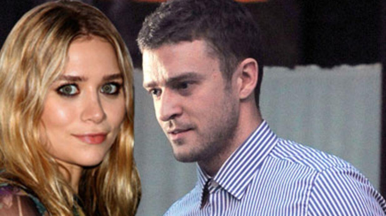 Justin Timberlake en couple avec Ashley Olsen?