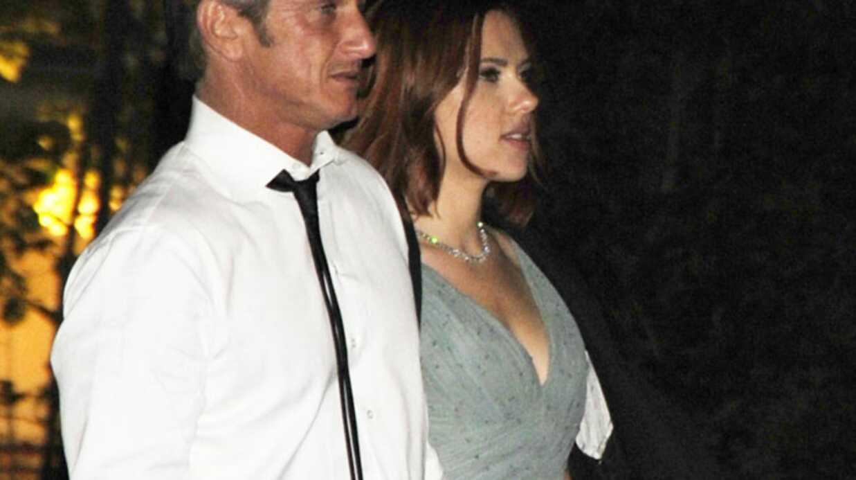 Sean Penn et Scarlett Johansson: un couple de malotrus
