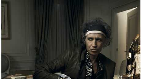 Keith Richards Nouvelle icône de Louis Vuitton