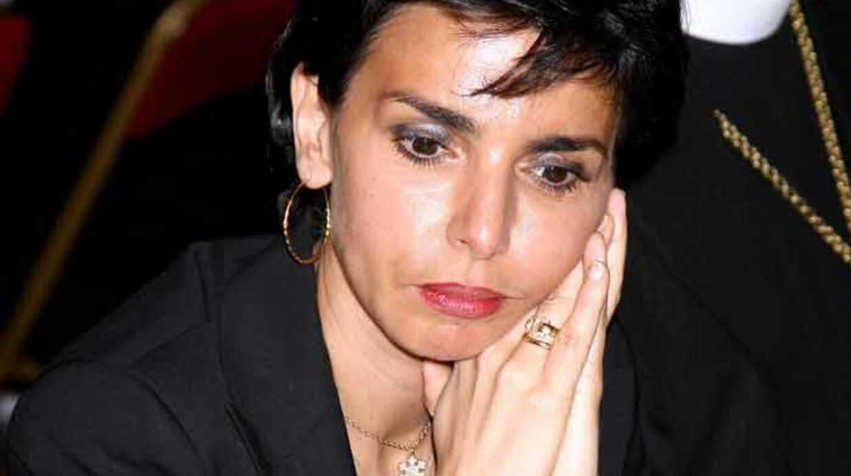 Rachida Dati, l'Ambitieuse sur Arte inquiète le ministère