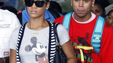 Rihanna: ses proches fâchés par son week-end avec Chris Brown