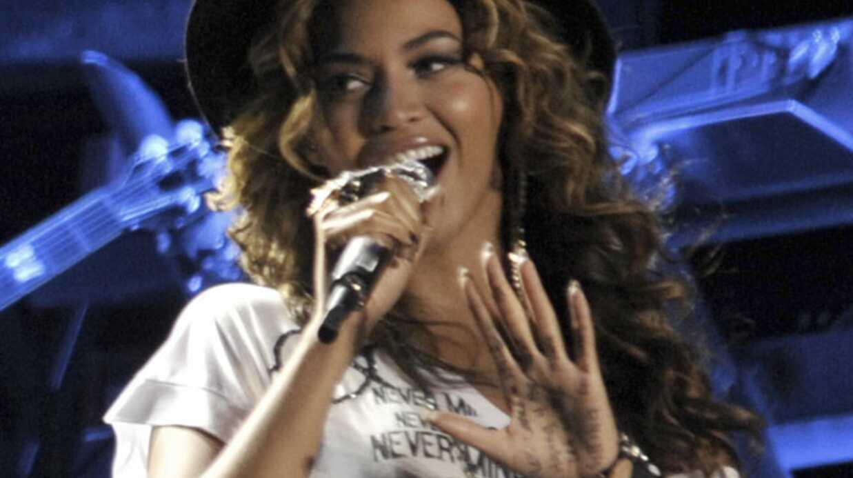 Beyoncé a rendu l'argent reçu de Kadhafi