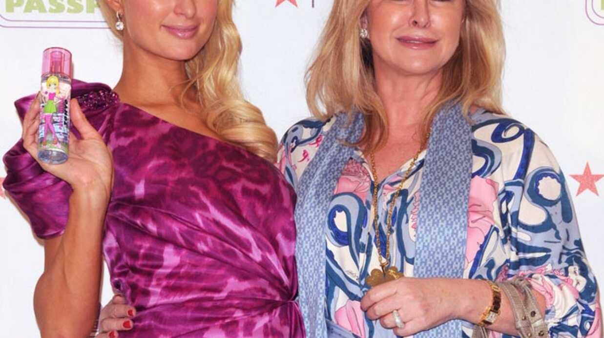 Paris Hilton: sa mère espère qu'elle se mariera avec Cy Waits