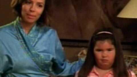 La fille d'Eva Longoria au cœur d'une polémique
