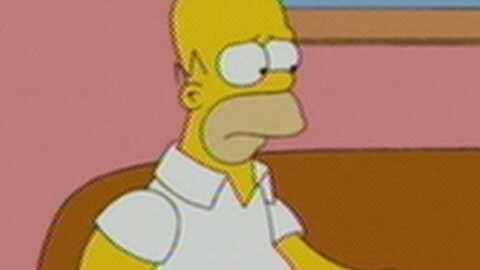 VIDEO – Homer Simpson vote Barack Obama