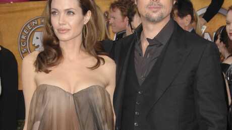 Brad Pitt et Angelina Jolie: 36.600 dollars la semaine