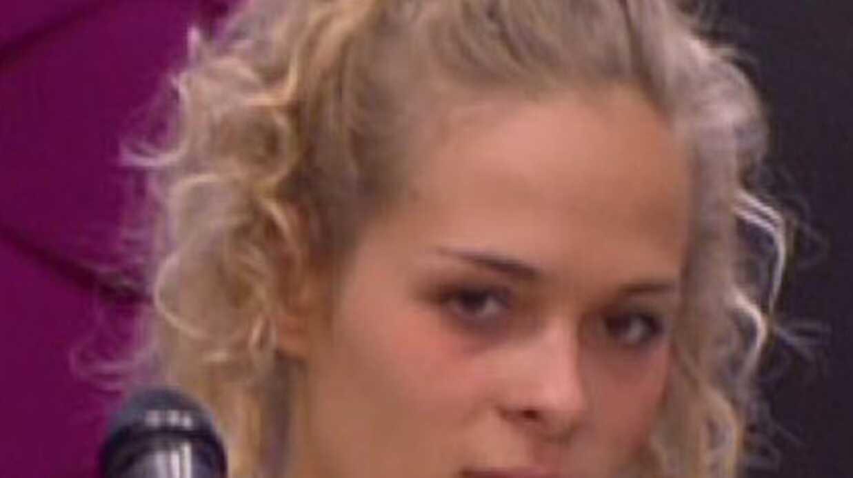 Star Academy 2008: Edouard, stressé, se réfugie dans les bras d'Alice
