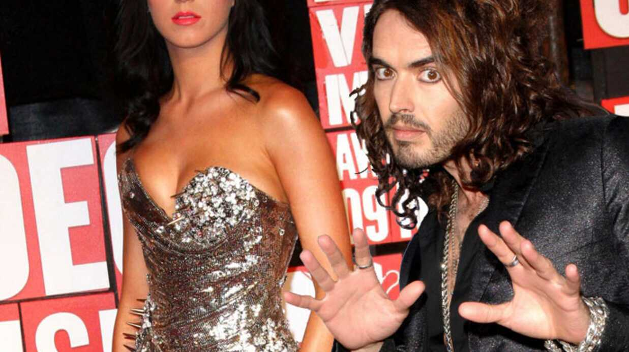 Katy Perry en couple avec Russell Brand?