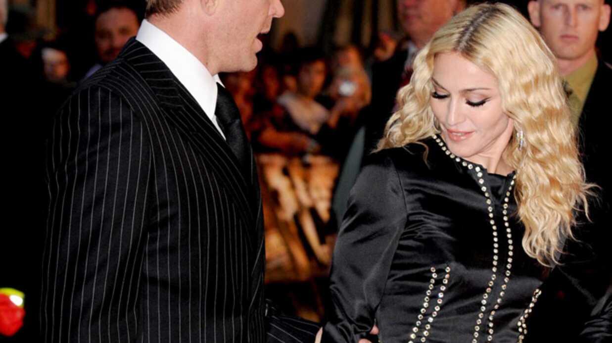 Guy Ritchie dit que Madonna est une mauvaise conductrice