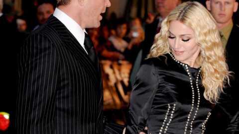 Madonna a quitté tôt la fête d'anniversaire de Guy Ritchie