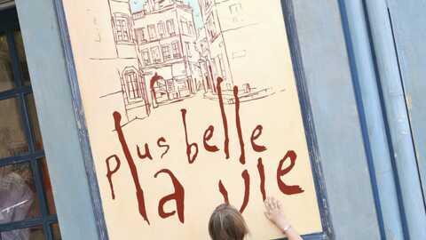 Pas de Bénabar, de Titoff, ni de Nathalie Simon dans Plus Belle la vie