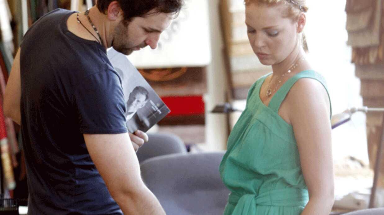 Grey's anatomy: Katherine Heigl en congé de la série