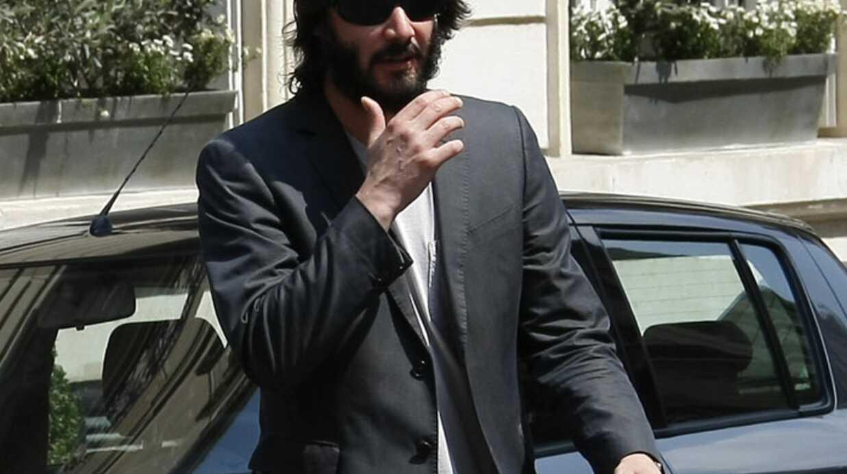 Keanu Reeves: un test ADN pour prouver qu'il n'est pas papa