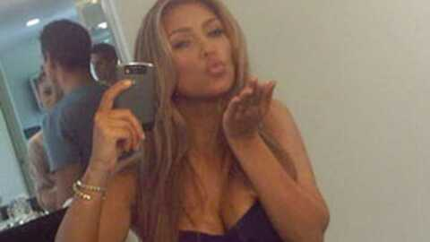 Kim Kardashian: des photos sexy sur Twitter
