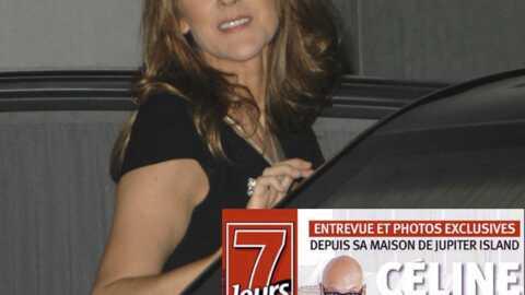 PHOTOS Découvrez Céline Dion enceinte