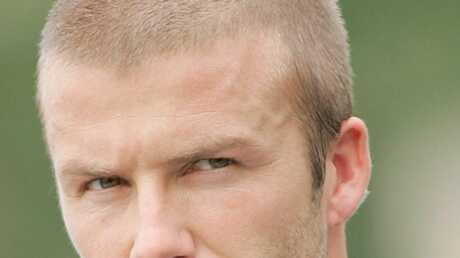 David Beckham Privé de concert!