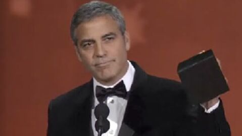 Emmy Awards : George Clooney, humanitaire honoré