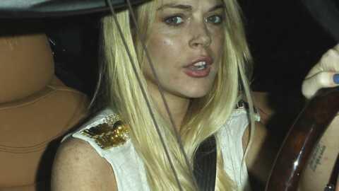 Lindsay Lohan arrêtée par la police