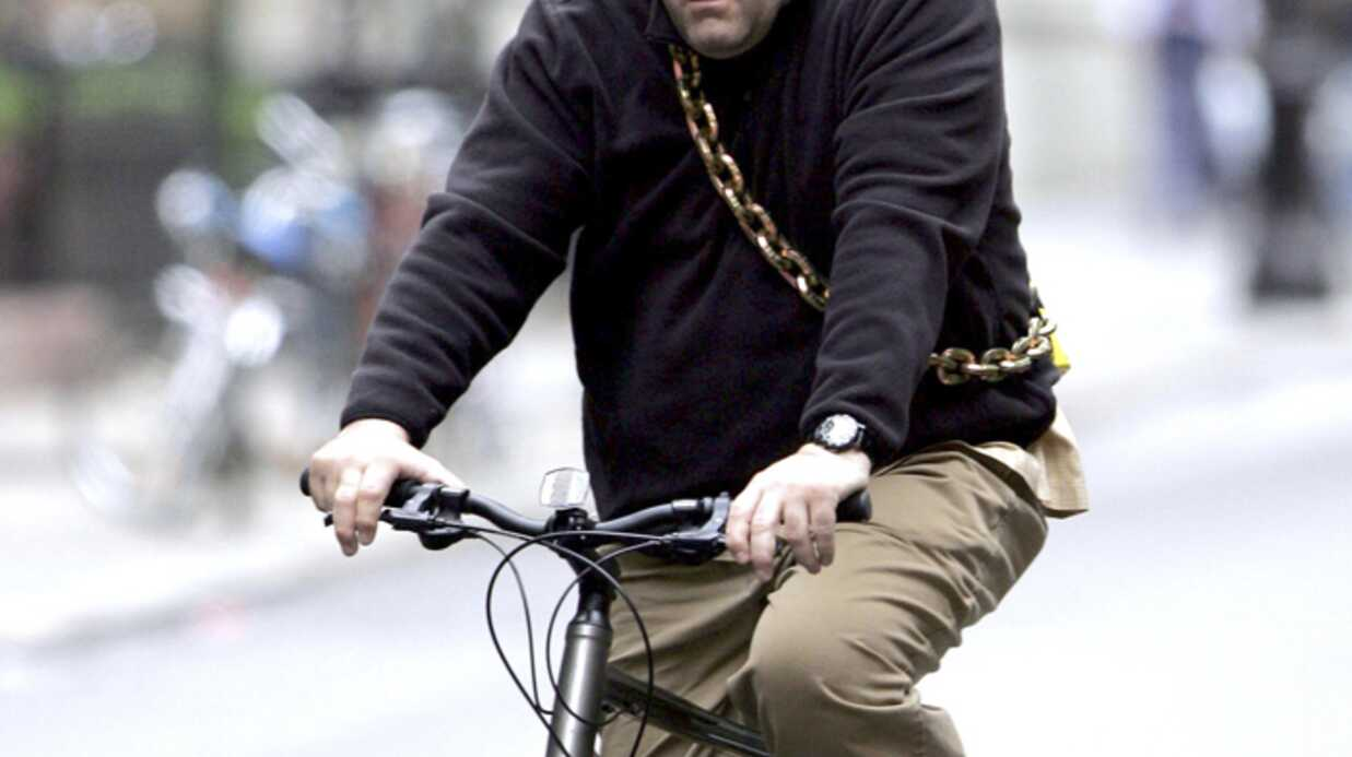 James Gandolfini Le parrain craint les voleurs