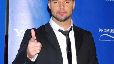 Ricky Martin Il prend le large