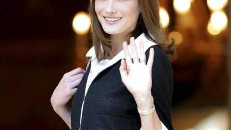 Carla Bruni: les Anglais parlent de sextape