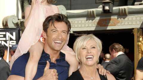 Hugh Jackman soutient Madonna dans son projet d'adoption