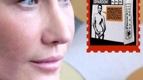 Carla Bruni: la direction des sacs Pardon furieuse