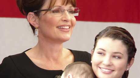 Sarah Palin: sa fille Bristol a accouché d'un petit garçon