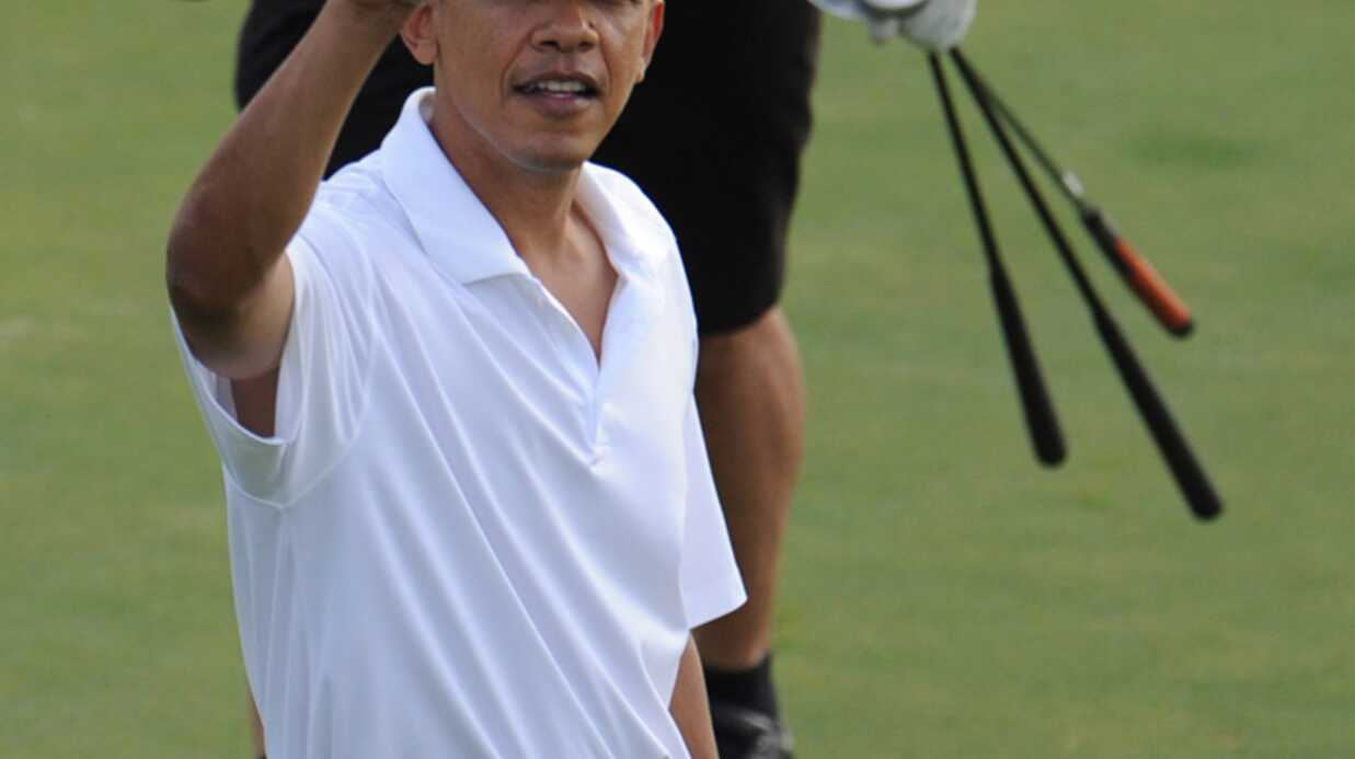 Barack Obama prolonge ses vacances à Hawaï