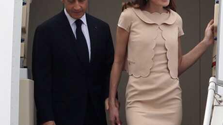 Carla Bruni et Nicolas Sarkozy élus couple de l'année