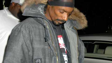Snoop Dogg Toujours banni d'Angleterre…