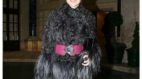 LOOK Elsa Pataky adore son manteau à poils