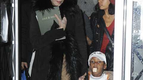 Madonna: ses enfants vivront avec elle à New York