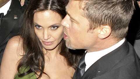 Angelina Jolie et Brad Pitt ont conclu le contrat d'exclusivité des photos de leurs jumeaux