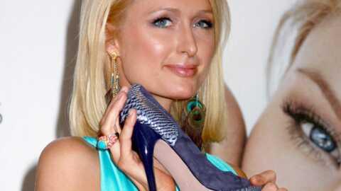 Paris Hilton lance une ligne de chaussures