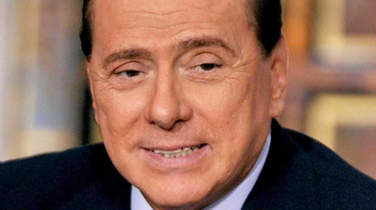 Silvio Berlusconi star des soirées parisiennes