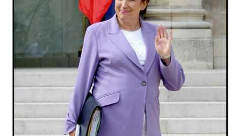 LOOK Roselyne Bachelot a contracté le virus du mauvais style