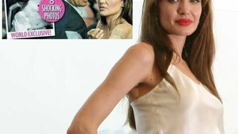 Angelina Jolie: des photos trash remontent à la surface