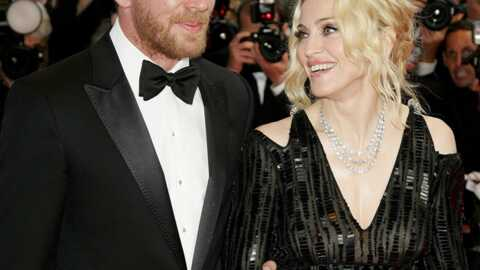 Madonna Divorcer? Guy ne veut pas