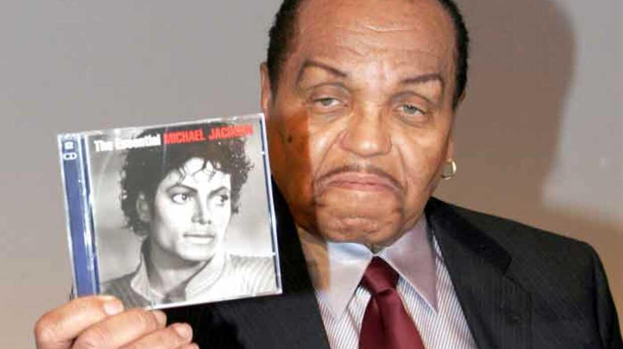 Héritage de Michael Jackson: rien pour son père Joseph?