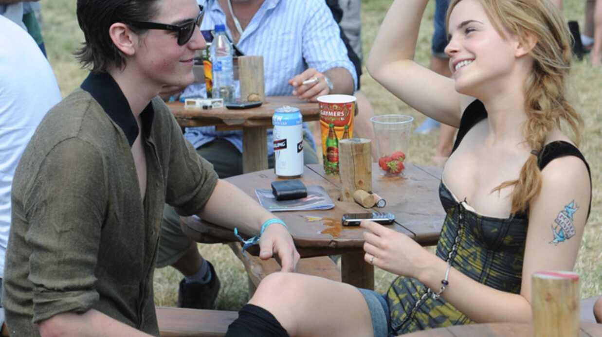 VIDEO Emma Watson a tourné dans le clip de son petit ami
