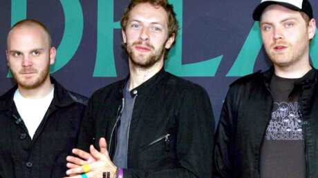 Coldplay Le scandale!
