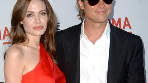 Brad Pitt évoque son mariage avec Angelina Jolie