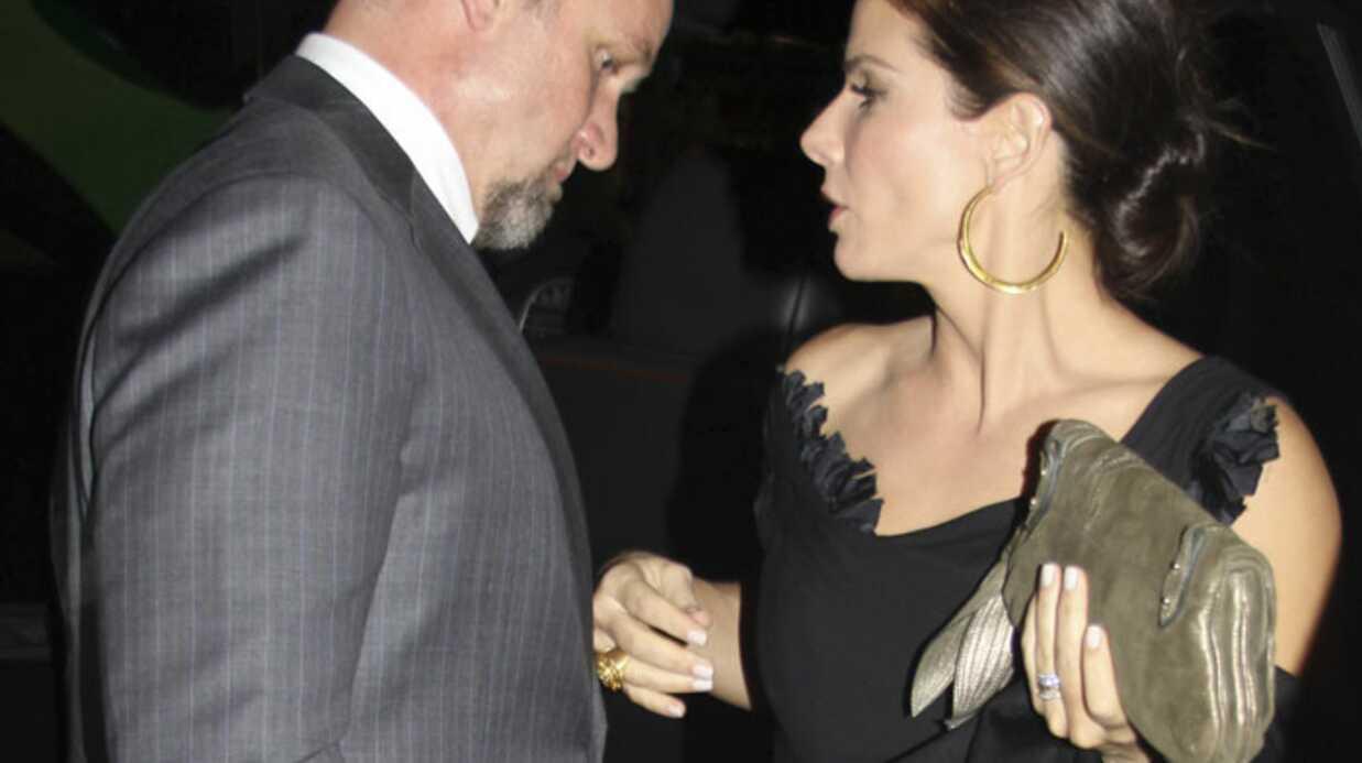 Sandra Bullock prête pour le divorce
