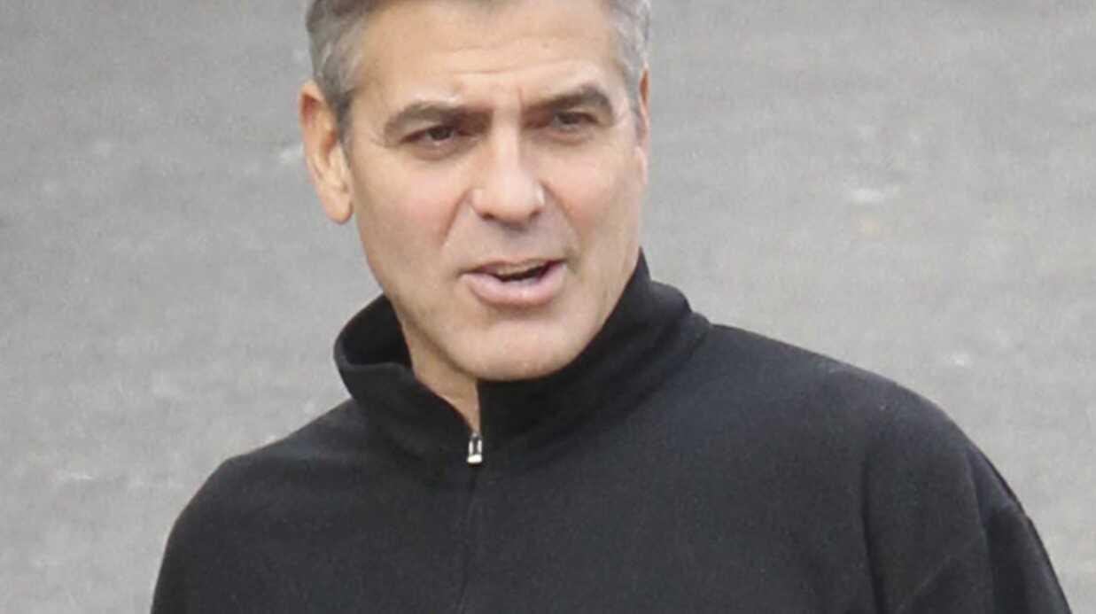 George Clooney: Berlusconi le cite comme témoin à son procès