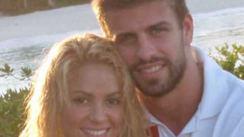 PHOTO Shakira officialise sa relation avec Gerard Piqué