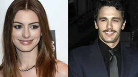 Oscars 2011: Anne Hathaway et James Franco à l'animation