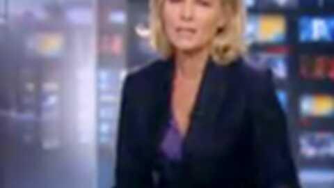 Claire Chazal: son jean crée la polémique