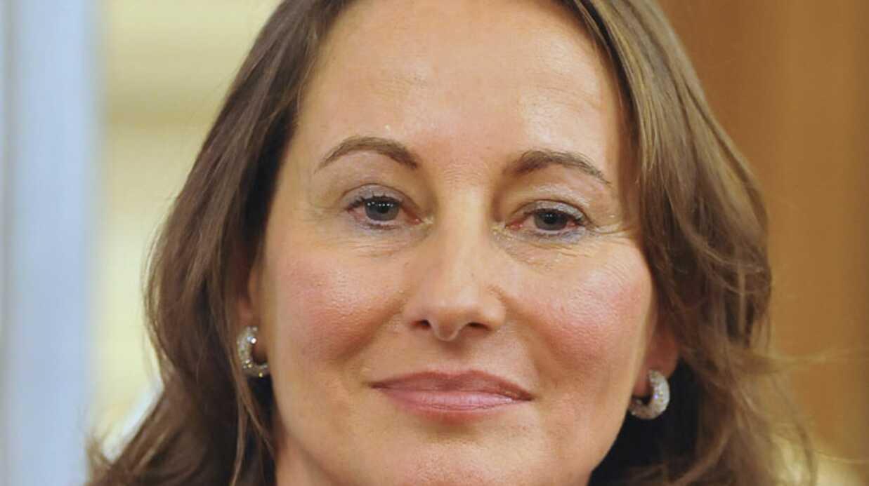 Ségolène Royal: ses préservatifs Désir d'avenir