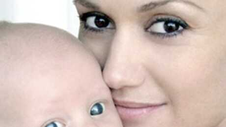 Gwen Stefani: première photo officielle de son bébé